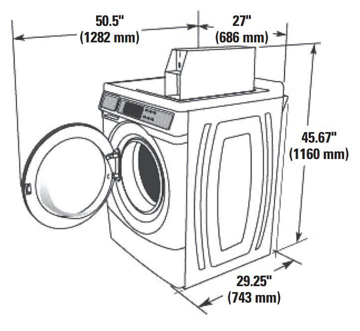 whirlpool washer maintenance