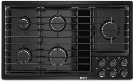 Jenn-Air JGD3536GB 36 Inch Gas Sealed Burner Cooktop Appliances