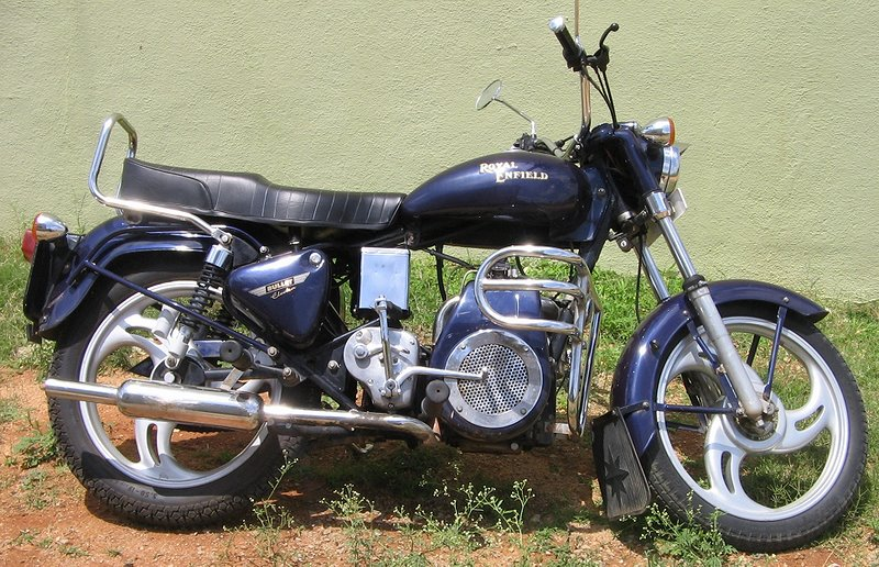 Bullet 350 Hd Wallpaper The Beast Within Royal Enfield Bullet Taurus Diesel