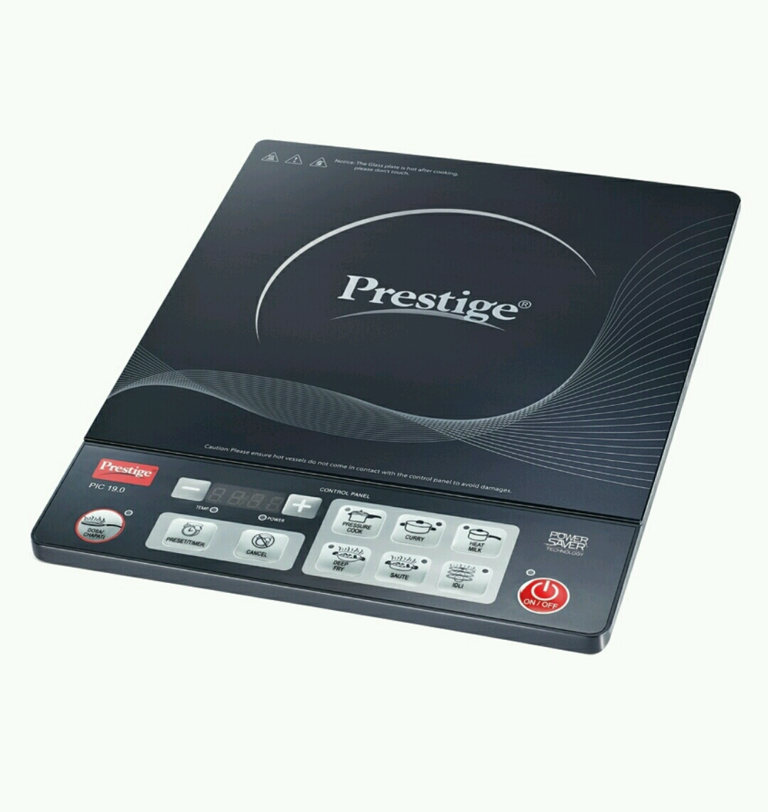 Induction Cooktops Reviews The King Of Wastage Prestige 19 Induction Cooktop