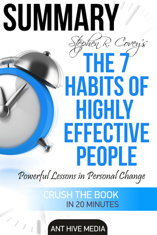 7 HABITS OF HIGHLY EFFECTIVE PEOPLE, THE - STEVEN R COVEY Reviews