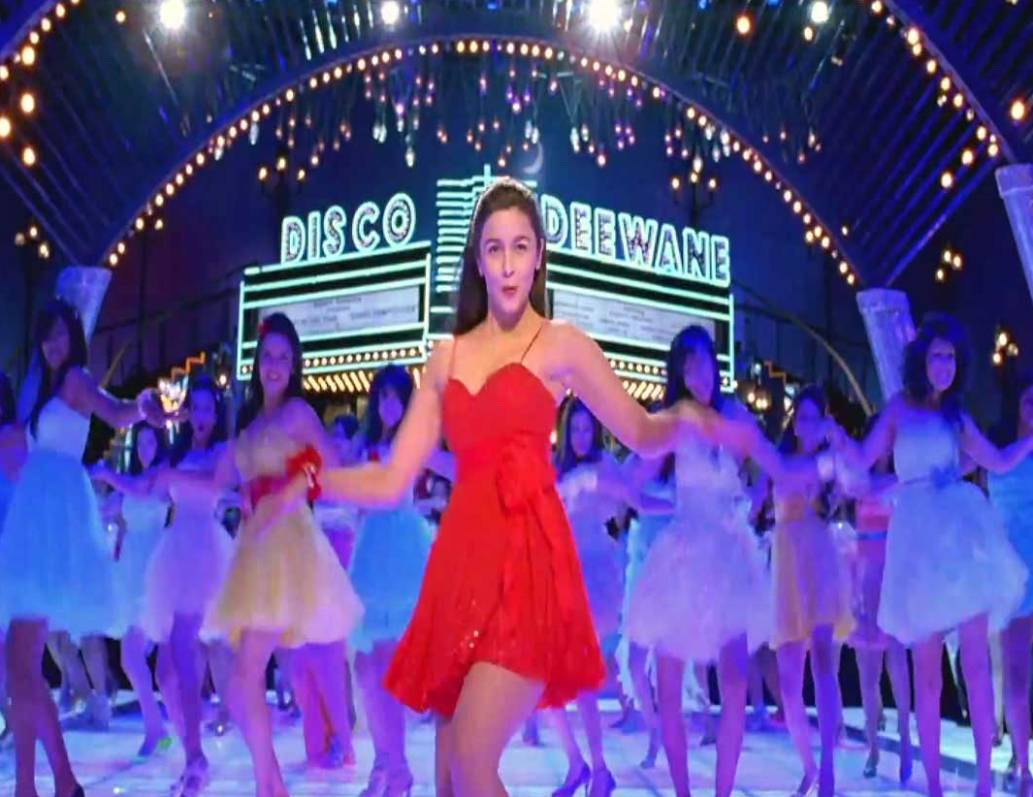 Disco Deewane Song From Student Of The Year Disco Deewane Songs Reviews Music Reviews Songs