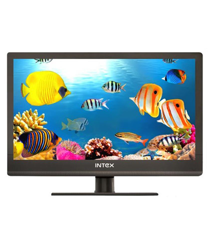 60cm Tv Intex Led 2410 60cm Led Tv Review Intex Led 2410 60 Cm 24 Led
