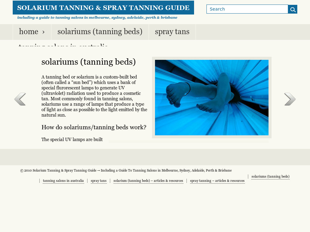 Tanning Beds Sydney Solarium Tanning Spray Tanning Guide Competitors Revenue And
