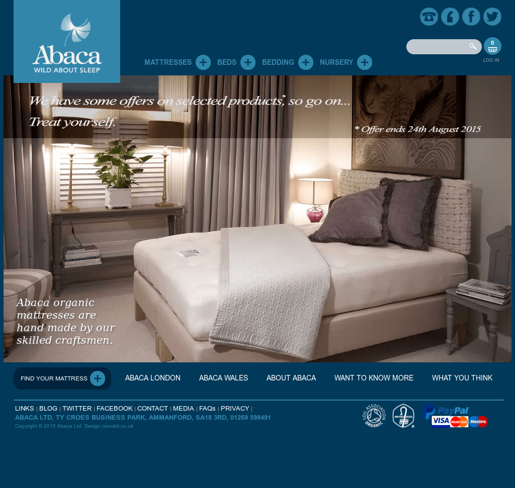 Abaca Mattress Abacaorganic Competitors Revenue And Employees Owler Company