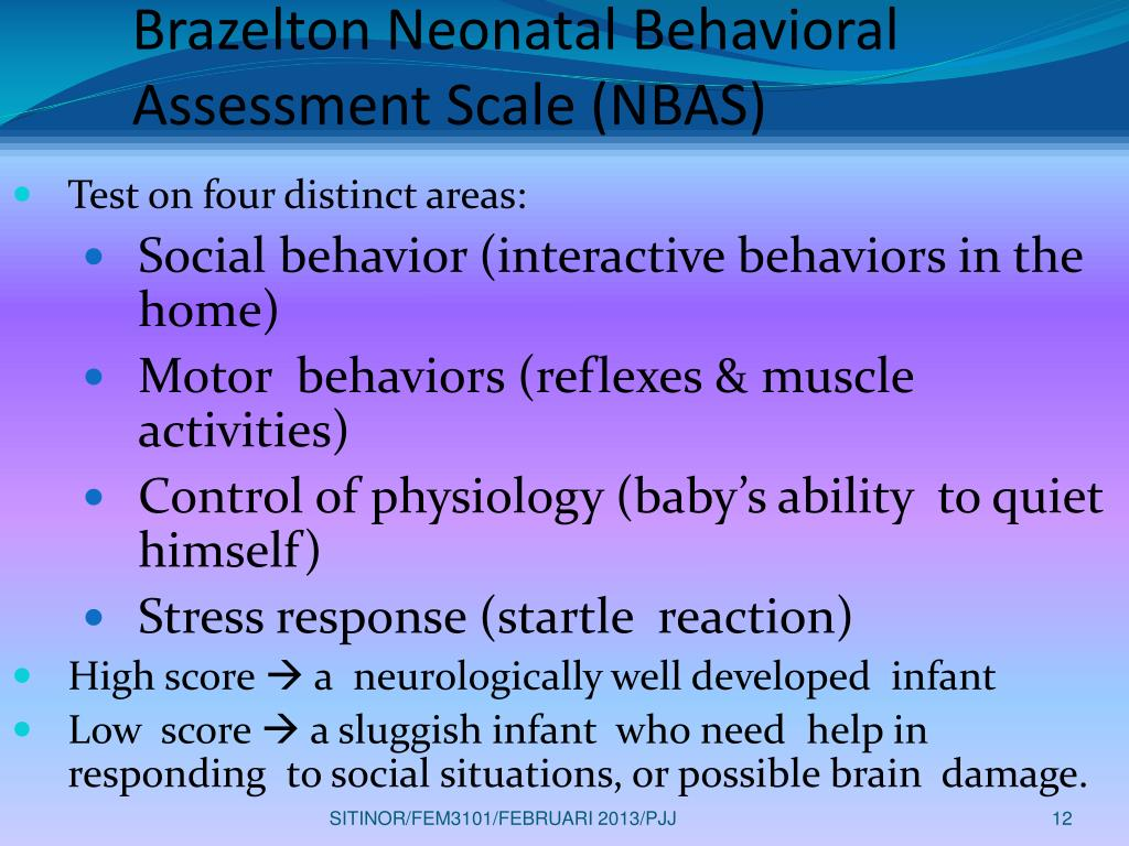 Newborn Infant Ppt Ppt Post Natal Development Birth And Infancy