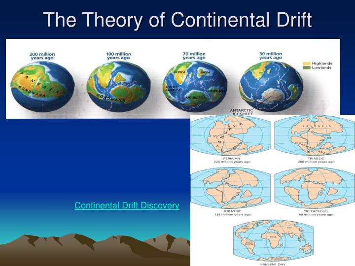 PPT - The Theory of Continental Drift PowerPoint Presentation - ID
