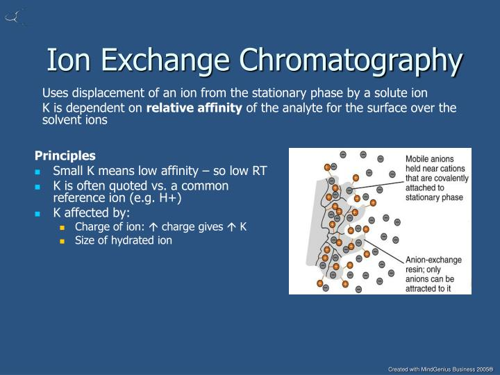PPT - Ion Exchange Chromatography PowerPoint Presentation - ID5653840 - cation exchange chromatography