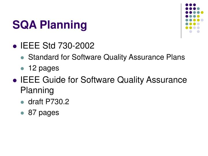 PPT - Software Quality Assurance PowerPoint Presentation - ID5789803