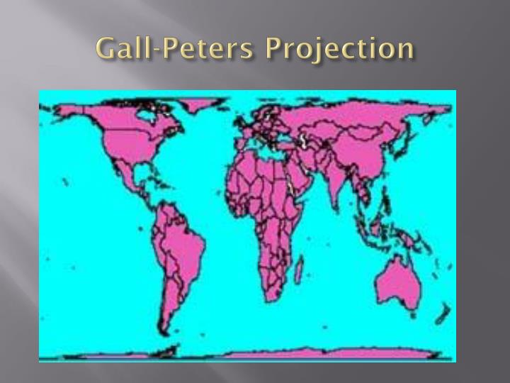 Gall\u2013Peters projection - Ecosia