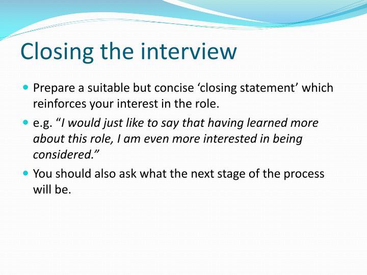 PPT - Interview Preparation  Technique PowerPoint Presentation - ID