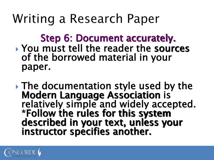 Writing a research paper powerpoint 2018 - Best dissertations