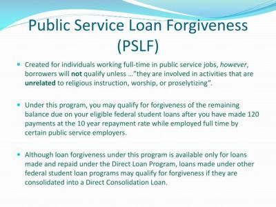 PPT - Loan Consolidation 101 PowerPoint Presentation - ID:6070836