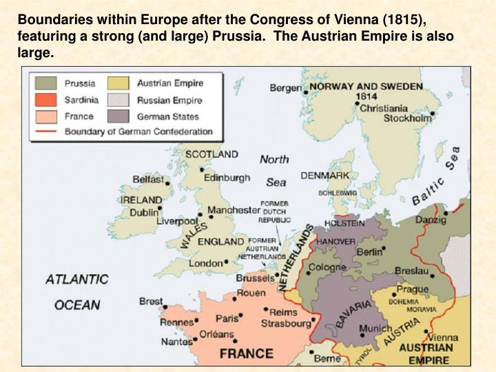 PPT - European Nationalism 1800-1900 PowerPoint Presentation - ID