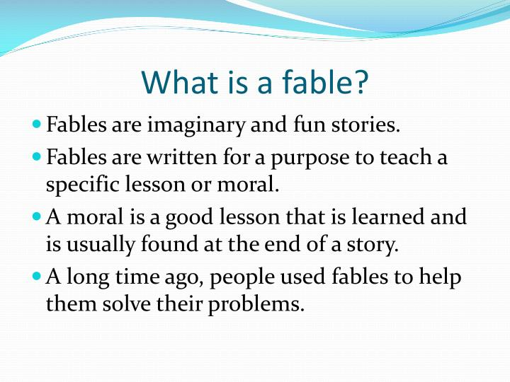 Copy Of Folktales - Lessons - Tes Teach