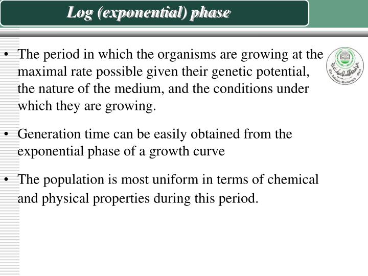 PPT - Bacterial Generation Time PowerPoint Presentation - ID6316547
