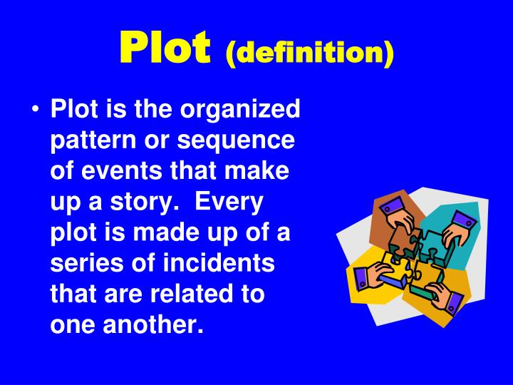 PPT - Identifying the Elements of Plot PowerPoint Presentation - ID