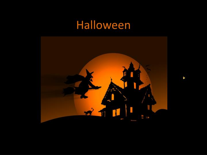 PPT - Halloween PowerPoint Presentation - ID6507111