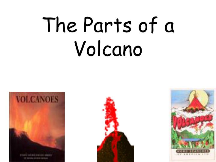 PPT - The Parts of a Volcano PowerPoint Presentation - ID6666991