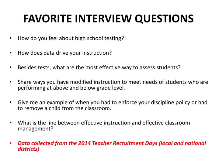 interview questions for high school students - Pinarkubkireklamowe