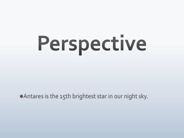 PPT - Perspective PowerPoint Presentation - ID6762382