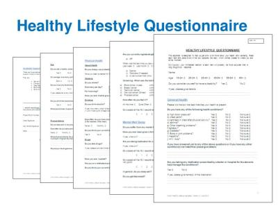 PPT - Healthy Lifestyle Coach PowerPoint Presentation - ID ...