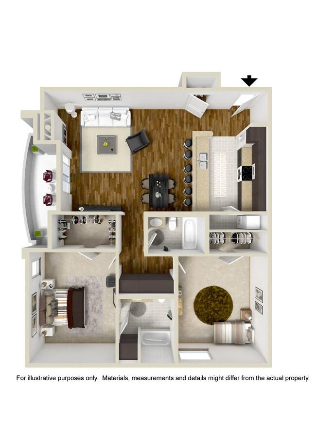 Hawthorne Regency Luxury Apartments   Los Angeles, CA Apartment   2 Bedroom  Apartments In Los