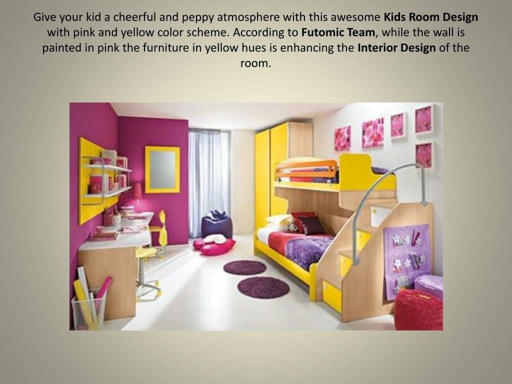 Ppt Top Designs For Kids Room Powerpoint Presentation Free Download Id 7258680