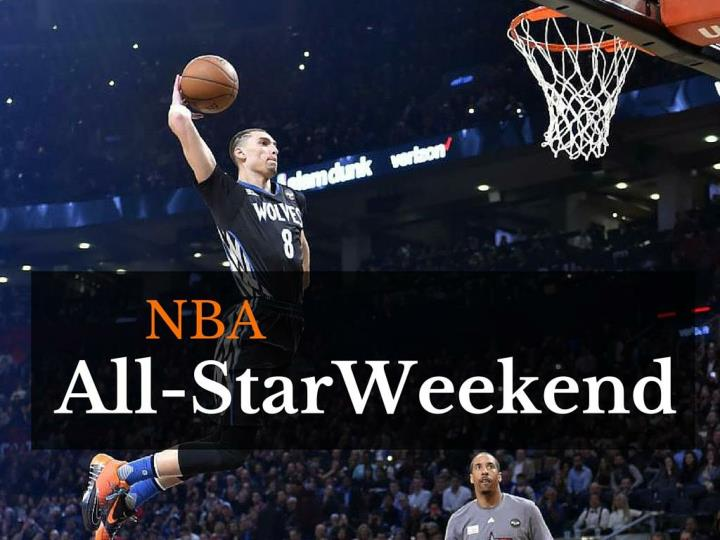 PPT - NBA All-Star Weekend PowerPoint Presentation - ID7300513