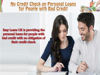 PPT - Get Personal Loans for Bad Credit at Best Possible Low Rates PowerPoint Presentation - ID ...