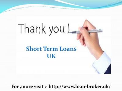 PPT - Instant Short Term Loans Online PowerPoint Presentation - ID:7405584