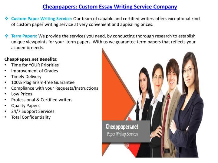 Cheap Essay Writing Service - ayudaenrusiagratis