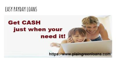PPT - Easy Cash Loans Online in USA PowerPoint Presentation - ID:7472342