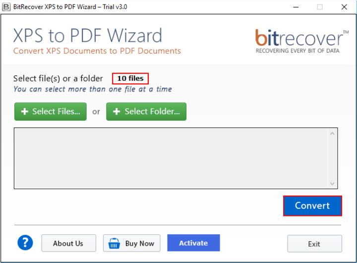 PPT - Convert XPS to Editable PDF Adobe Format Free with Watermark