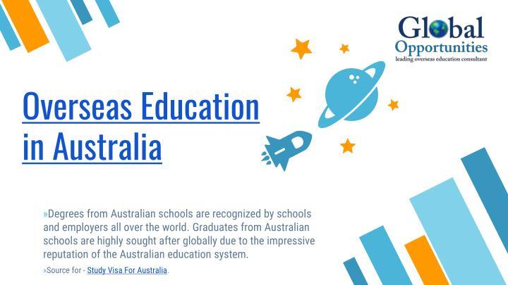 PPT - Study in Australia ConsultantsAustralian Education Fair