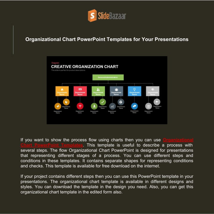 PPT - Organizational Chart PowerPoint Templates for Your