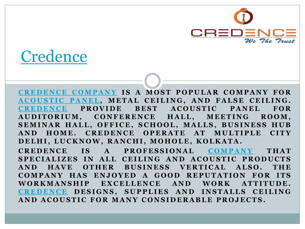 Credence Decorative Ppt Credence Powerpoint Presentation Id 7658144