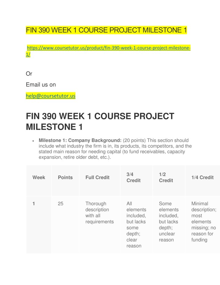 course project for milestone Chamberlain college of nursing nr305 health assessment course project milestone 1: health history form your name: xxxxx date: march 25, 2014 your instructor's name: directions: refer to the milestone 1: health history guidelines and grading rubric found in doc sharing to complete the information below this assignment is worth 175 points, with 5 points awarded for clarity of writing, which.