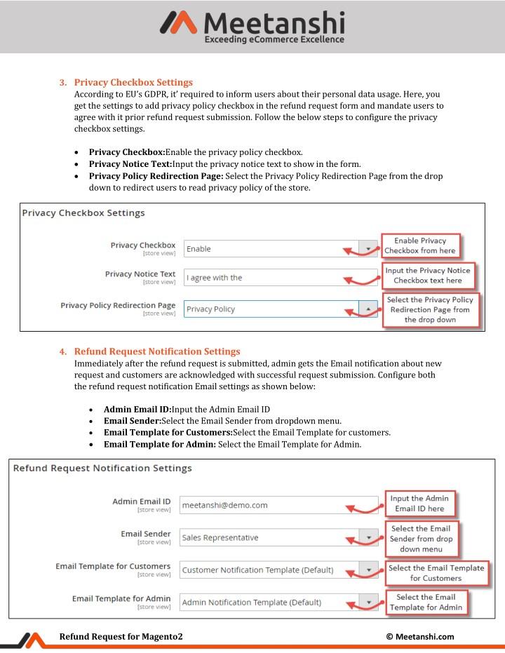 PPT - Magento 2 Refund Request PowerPoint Presentation - ID7956253