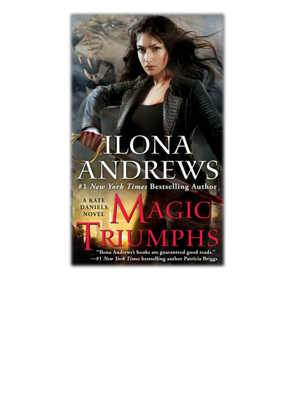 Catherine Coulter Libros Ppt Pdf Free Download Magic Triumphs By Ilona Andrews