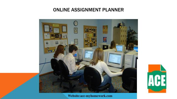 online assignment planner - Artij-plus