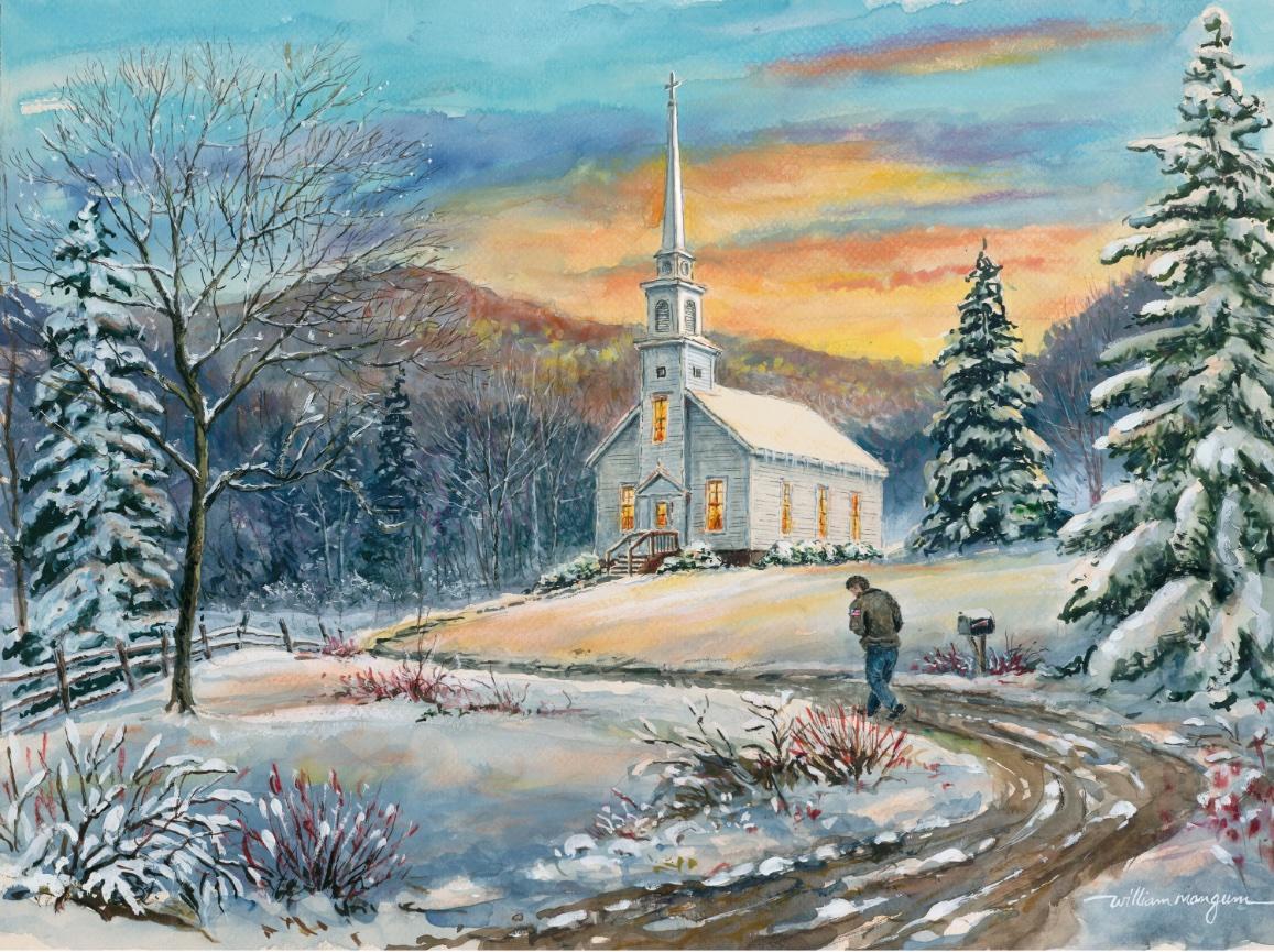 Free Desktop Wallpaper Fall Scenes Mountain Art Prints William Mangum Fine Art