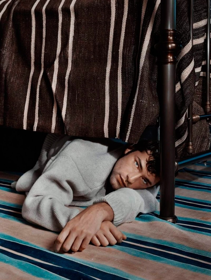 MOJEH MAGAZINE Sean O'Pry by Pieter Henket. Matthew Marden, Spring 2016, www.imageamplified.com, Image Amplified (5)