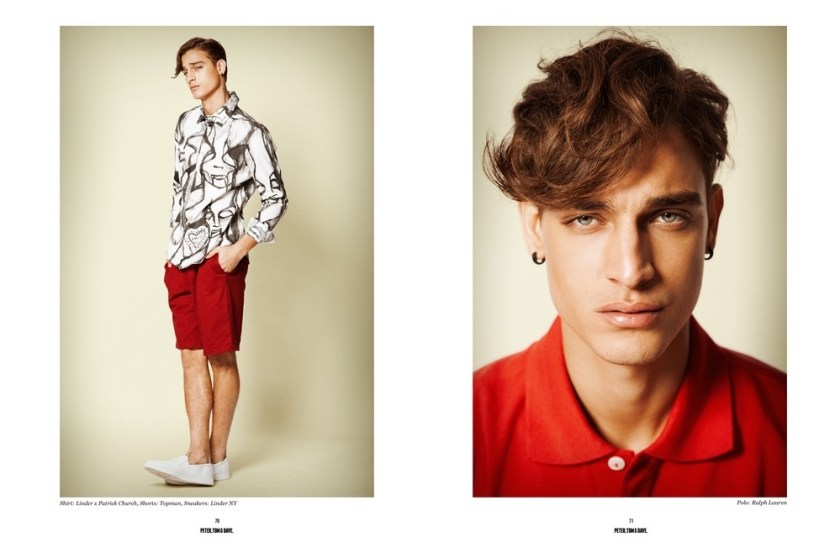 PETER, TOM & DAVE Jonathan Bellini by Lucas Castro Pardo, Spring 2016, www.imageamplified.com, Image Amplified (1)