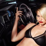 CAMPAIGN: Hailey Clauson for Lexus RX 2016 by Nino Munoz