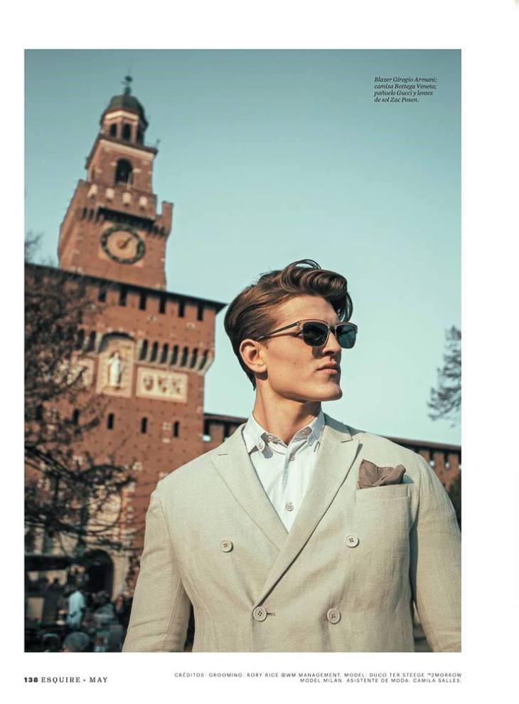 ESQUIRE MEXICO Duco ter Steege by Victor Santiago. Ivan Rasic, May 2016, www.imageamplified.com, Image Amplified (2)
