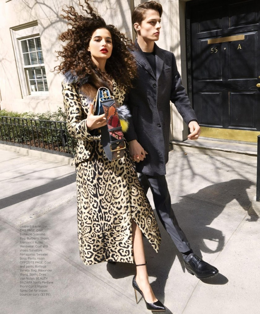 HARPER'S BAZAAR MAGAZINE Changing Your Spots by Magnus Unnar, Siobhan Bonnouvrier, July 2016, www.imageamplified.com, Image Amplified (1)