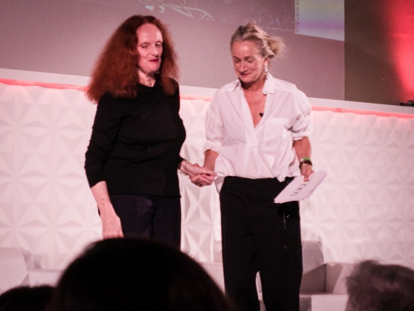 IA UPDATE Grace Coddington, A Life in Fashion with Lucinda Chambers at Vogue Festival 2016 by Troy Wise & Rick Guzman. www.imageamplified.com, Image Amplified (37)