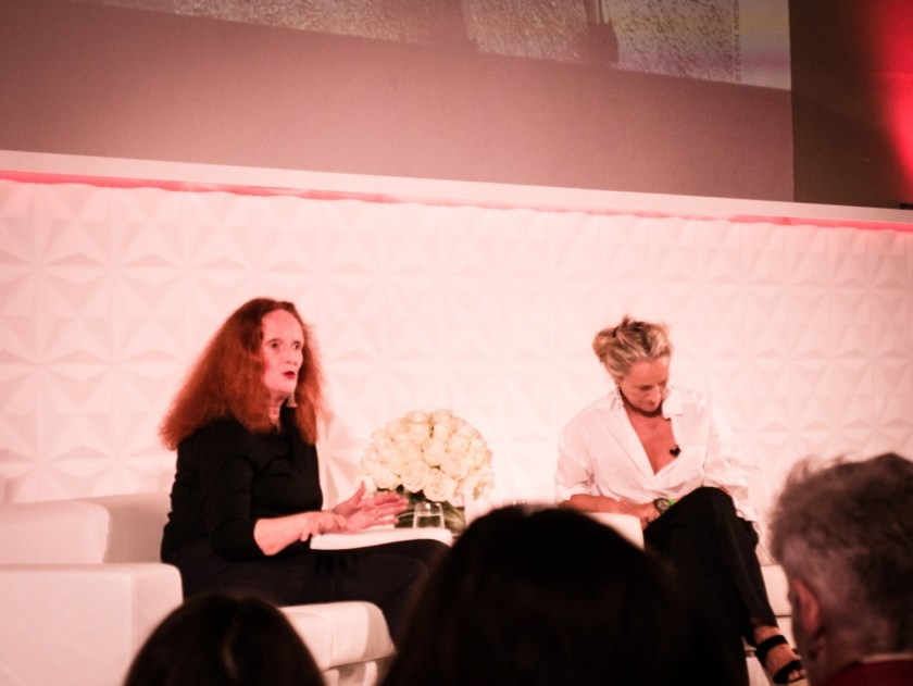 IA UPDATE Grace Coddington, A Life in Fashion with Lucinda Chambers at Vogue Festival 2016 by Troy Wise & Rick Guzman. www.imageamplified.com, Image Amplified (34)