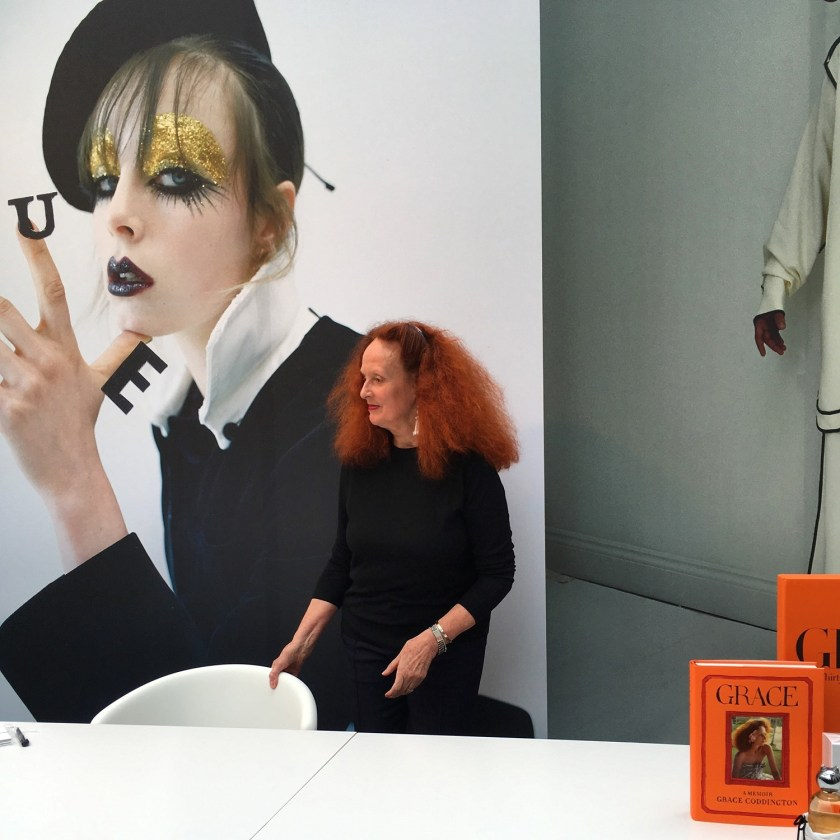 IA UPDATE Grace Coddington, A Life in Fashion with Lucinda Chambers at Vogue Festival 2016 by Troy Wise & Rick Guzman. www.imageamplified.com, Image Amplified (12)
